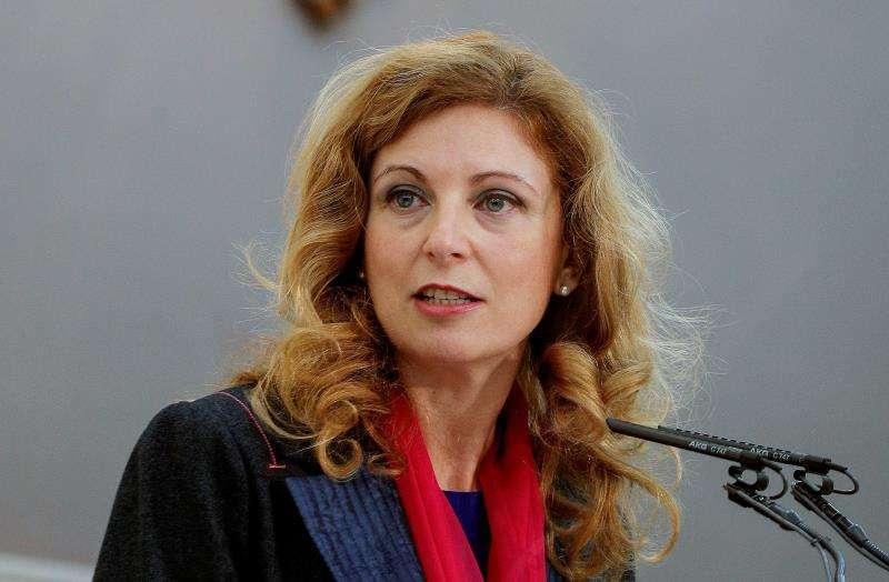 Amparo Marco, alcaldesa de Castelló. EPDA