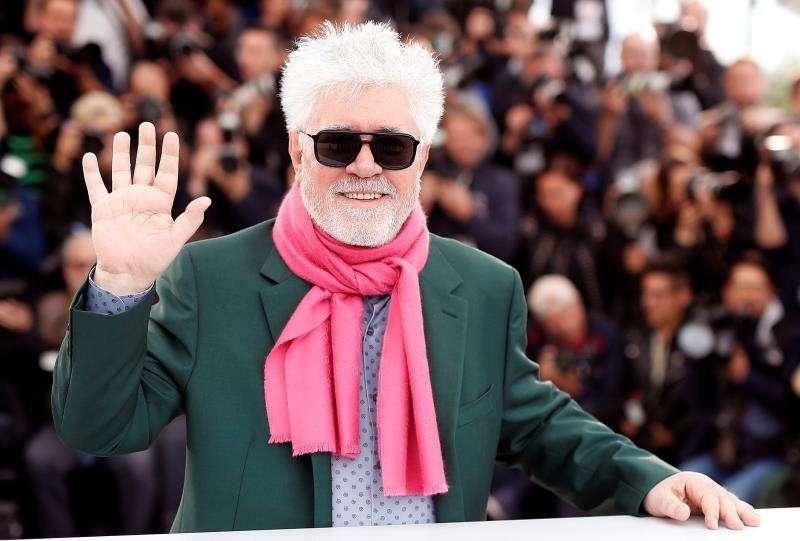 Fotografía de archivo (Cannes (Francia), 18/05/2019), del cineasta español Pedro Almodóvar. EFE