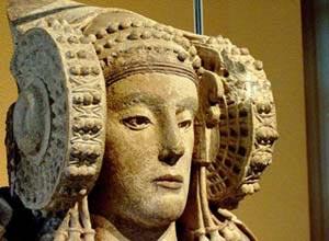 La Dama de Elche. FOTO SOCIALISTESVALENCIANS.ORG
