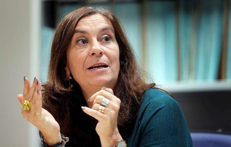 La fiscal valenciana contra los delitos de Odio, Susana Gisbert.