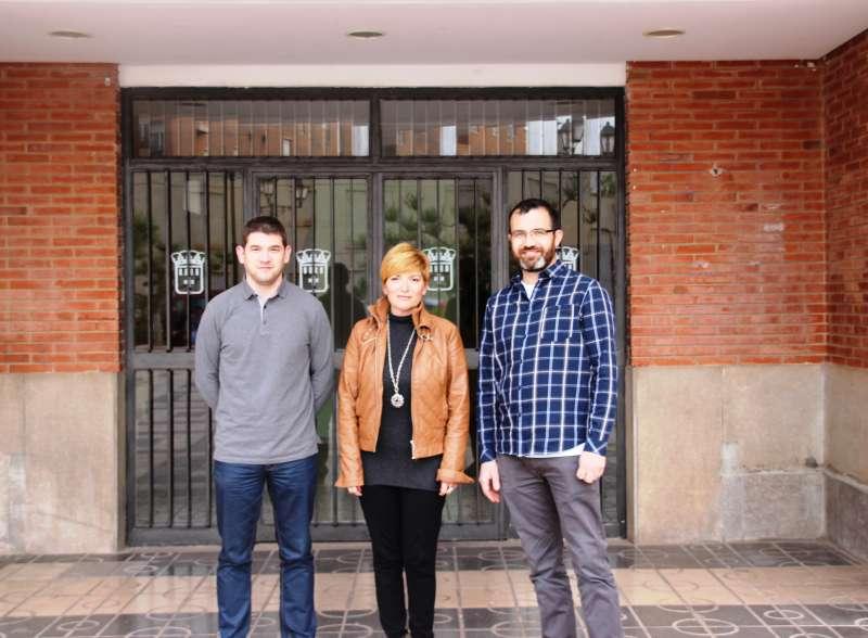 Els regidors de JxF. EPDA