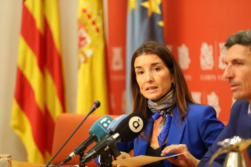 Ruth Merino, Cs. EPDA