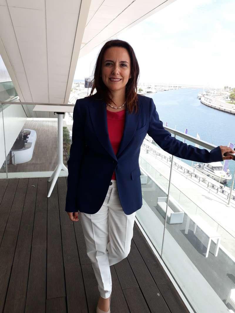 Amelia Navarro, vicepresidenta del Club de Empresas Responsables y Sostenibles de la Comunidad Valenciana (CE/R+S)