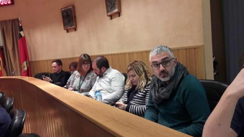 Juanma Ramón ,concejal de Políticas Inclusivas. EPDA