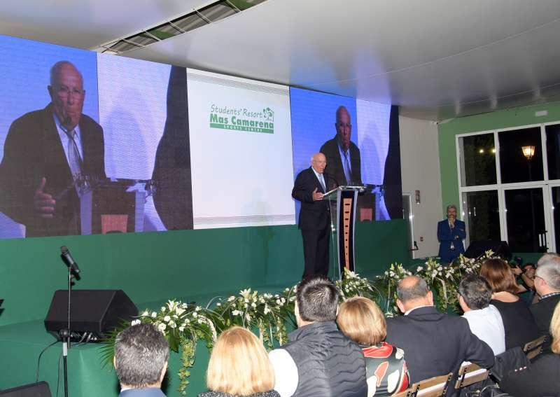 Inauguración de José Luis Marín