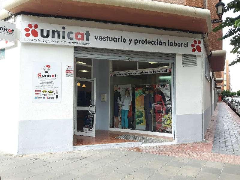 UNICAT, empresa de vestuario y seguridad laboral, está ubicada en Albal. EPDA