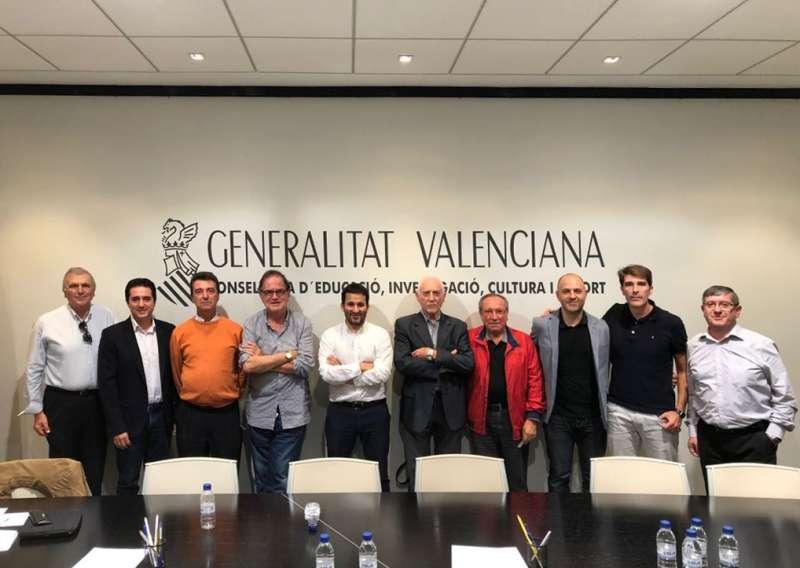 Marzà es reuneix amb la FSM de Buñol-Cullera-Llíria