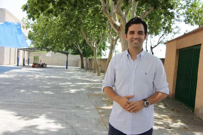 Juan Antonio Sagredo. EPDA