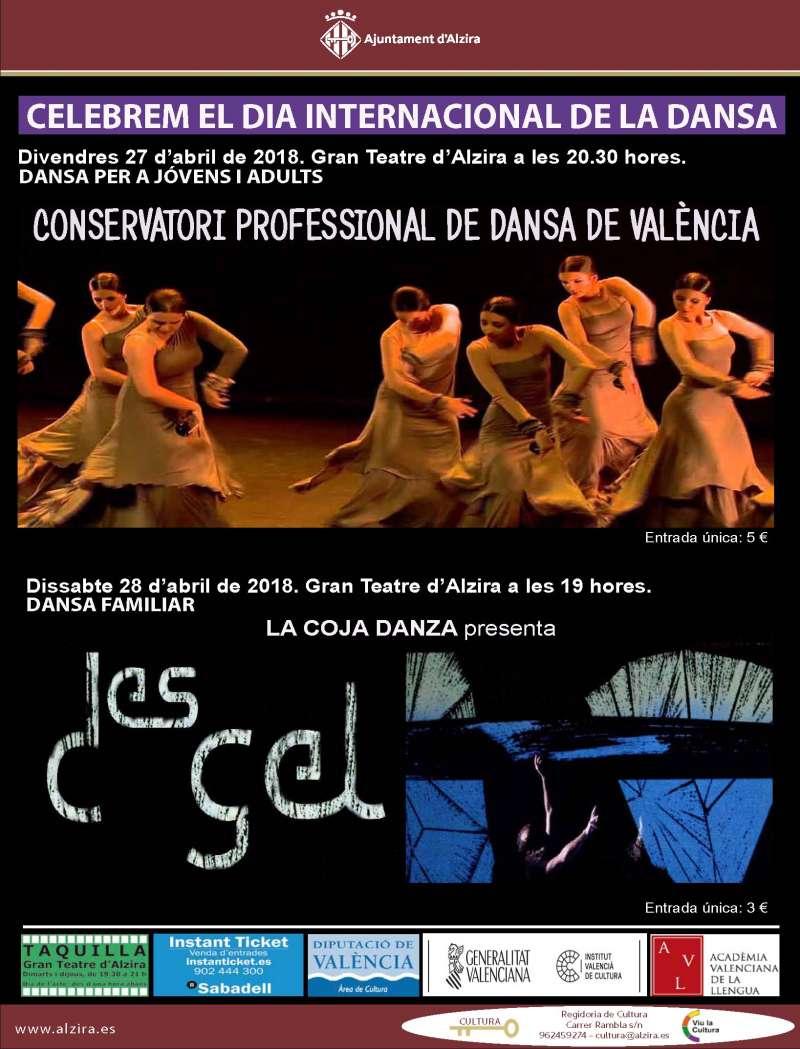 Dia internacional de la Dansa
