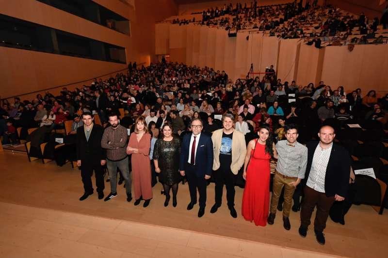 El auditorio de Castellón a rebosar