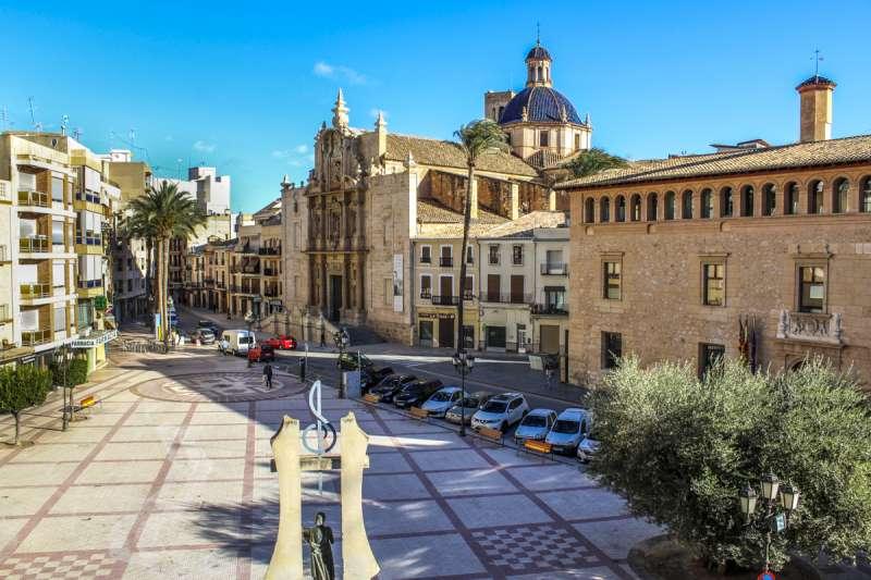 Plaza Mayor. EPDA