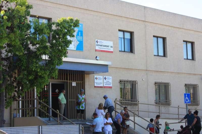 Centro de salud de Burjassot. EPDA