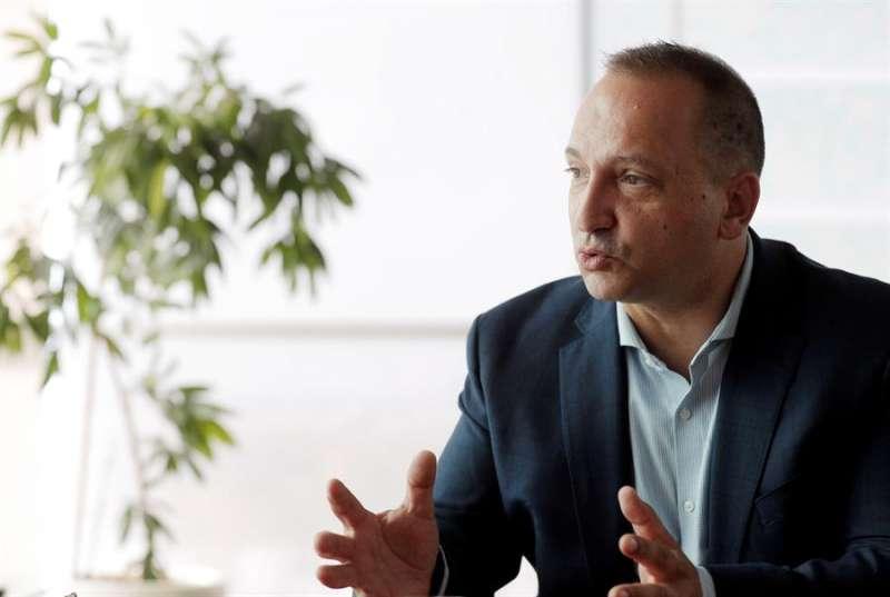 El vicepresidente segundo y conseller de Vivienda y Arquitectura Bioclimática, Rubén Martínez Dalmau, en una imagen de archivo. EFE/ Kai Försterling