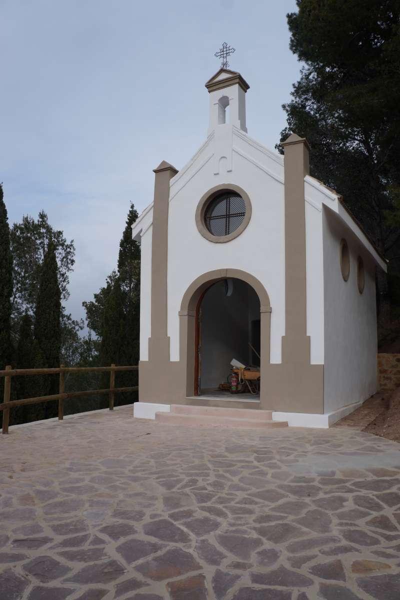 Ermita de Barraix de Estivella. EPDA