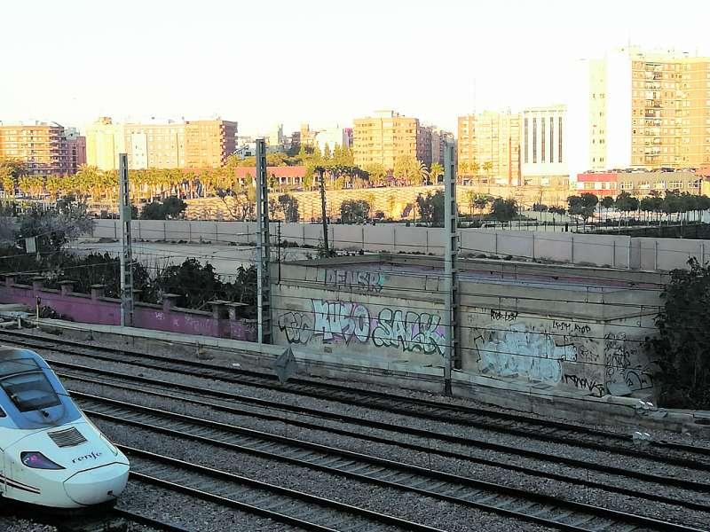 Vías del tren FOTO H.G.