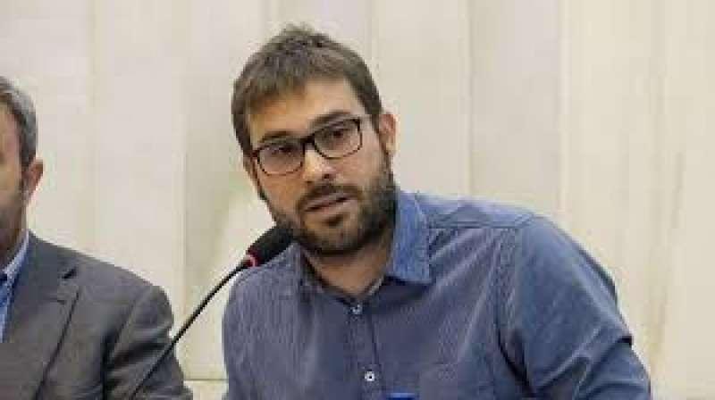 Gerard Fullana, portavoz de Compromís en la Diputación de Alicante. EPDA