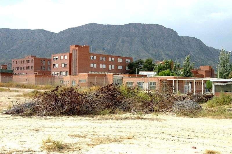 Vista de la prisión de Fontcalent, en Alicante. EFE