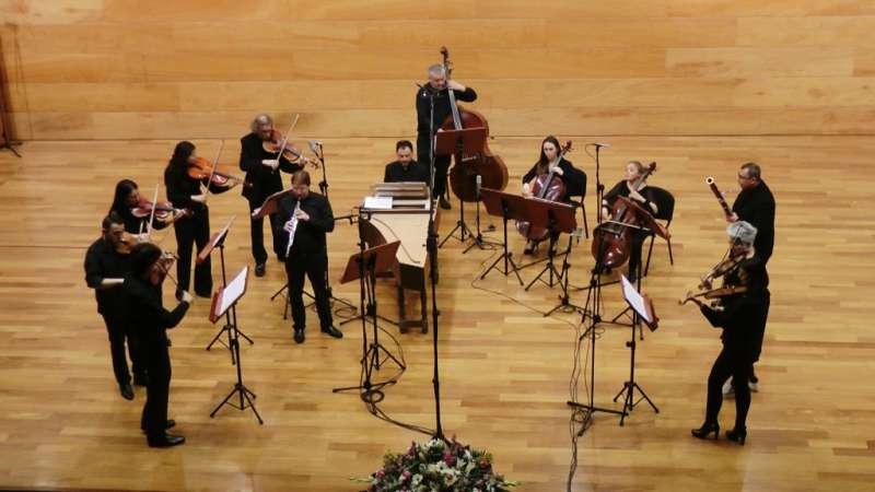 Vivaldi Ensemble. GVA