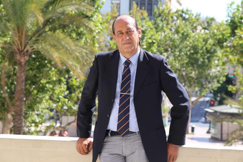 El concejal de VOX, Vicente Montañez.