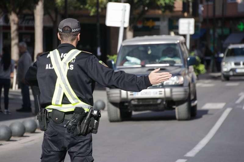 Agent de Policia Local. EPDA