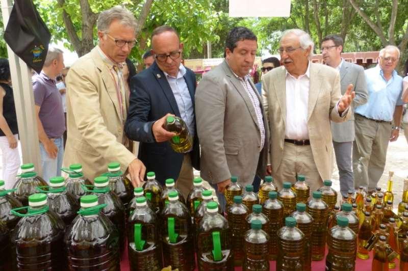 Feria del aceite de Viver