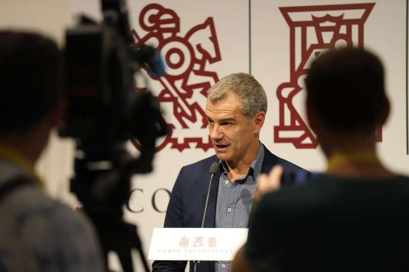 Toni Cantó, síndic de Ciudadanos.