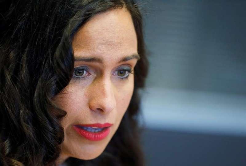 La diputada valenciana del PP Belén Hoyo. EFE/Kai Försterling