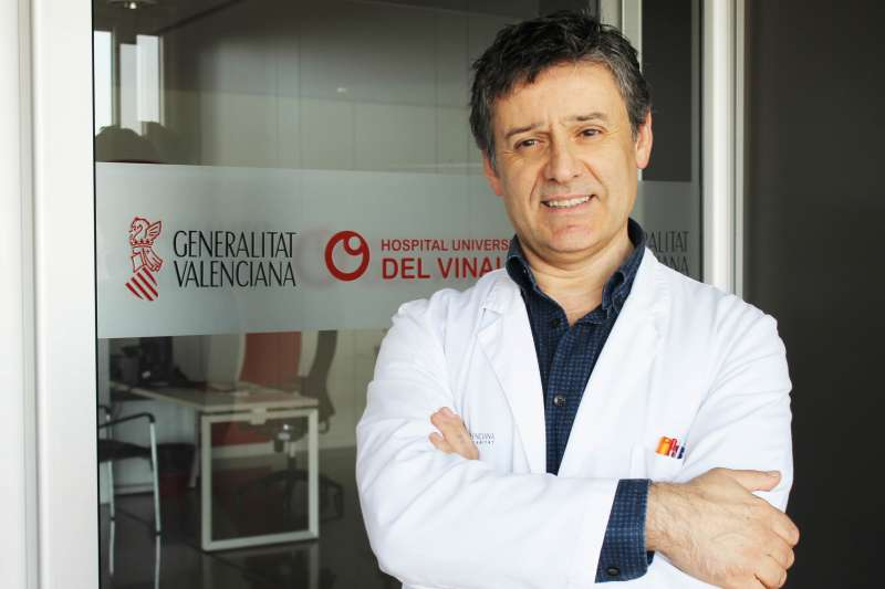 El doctor Vicente Navarro.