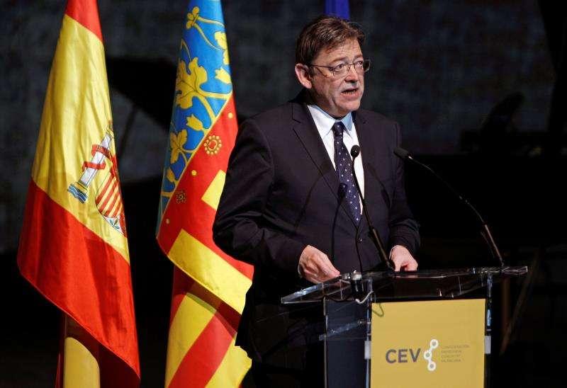 El presidente de la Generalitat, Ximo Puig, en una imagen de archivo. EFE/Archivo