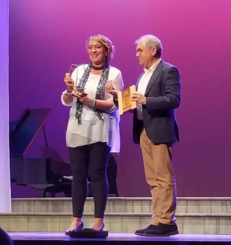 Entrega del Premio Tablas 2019