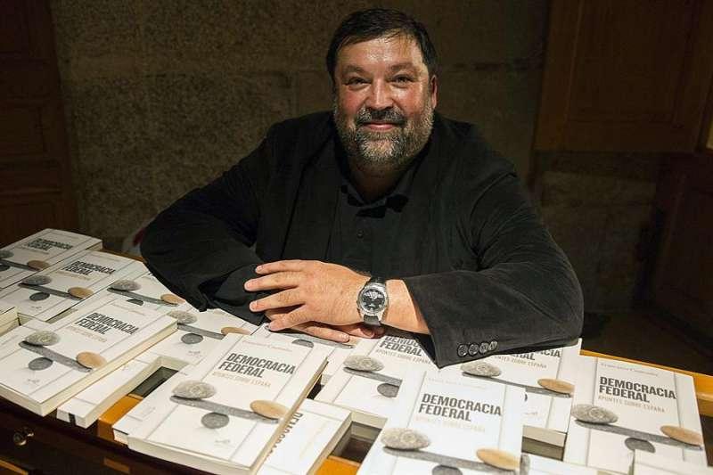 El catedrático de Derecho Constitucional y exministro de Justicia Fran Caamaño. EFE/Archivo