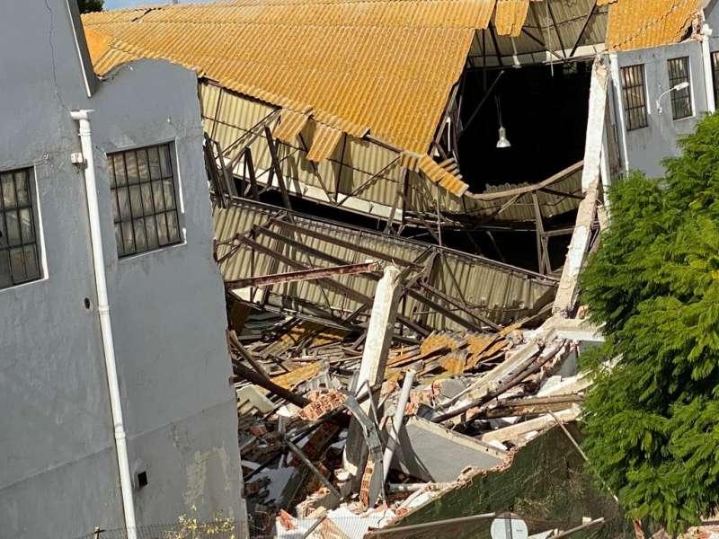 Crónica de un derrumbe anunciado. EPDA