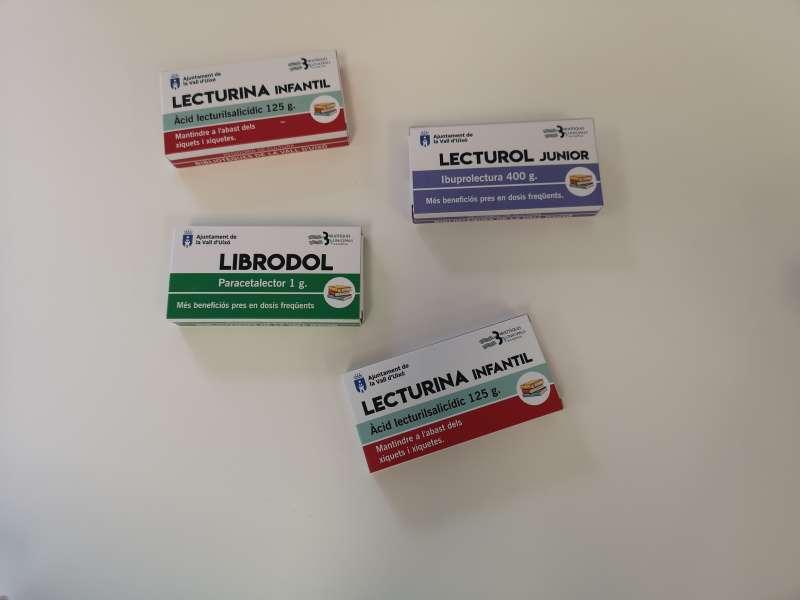 Lecturina/EPDA