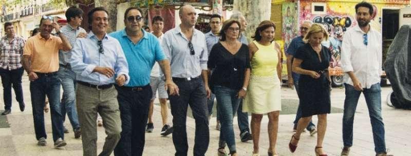 Bonig en la Fira de Xàtiva. FOTO PPCV.COM