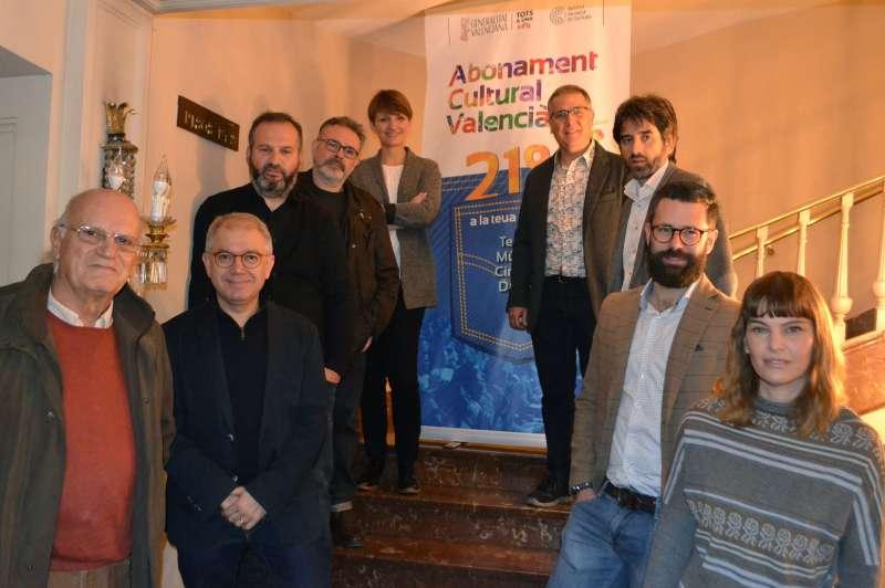 Abono Cultural Valenciano