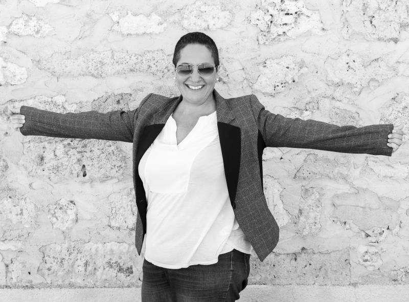 La cantautora alicantina Inma Serrano.EFE/Cedidas por la artista
