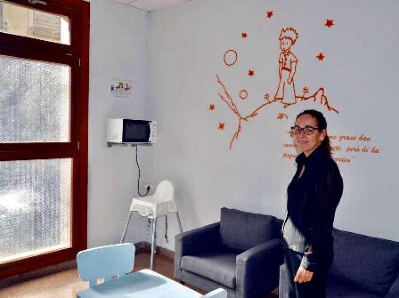 Nou espai per a bebes en Albalat dels Sorells. EPDA