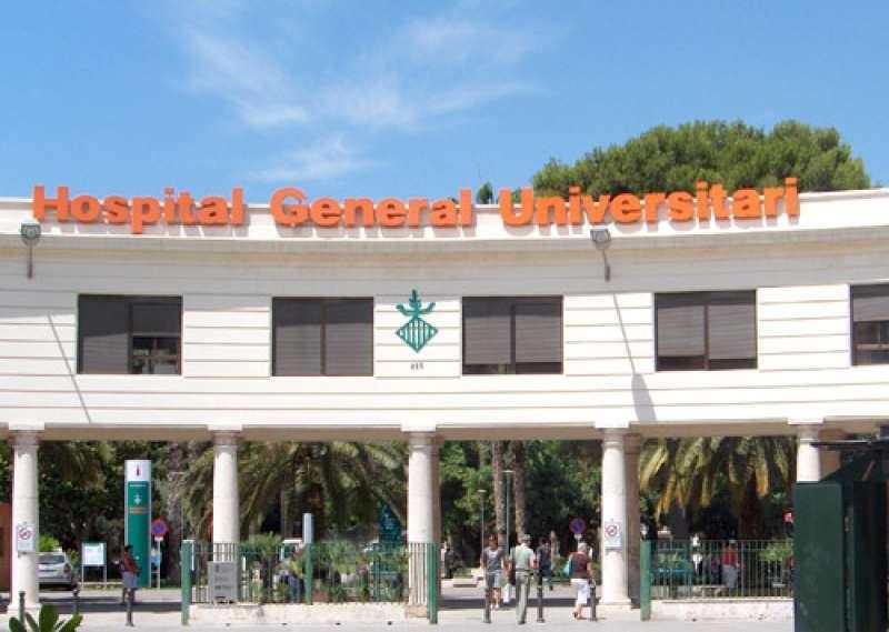 Imagen recurso Hospital General de València. -EPDA