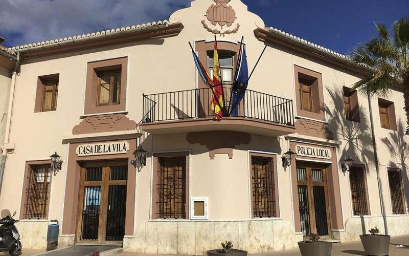 Ayuntamiento de Museros