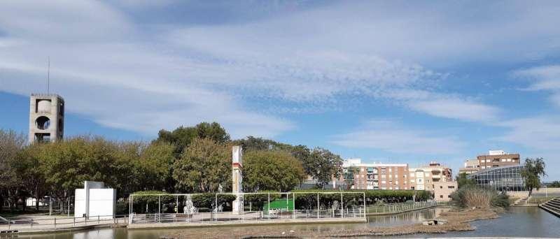 Parc de les Barraques. EPDA