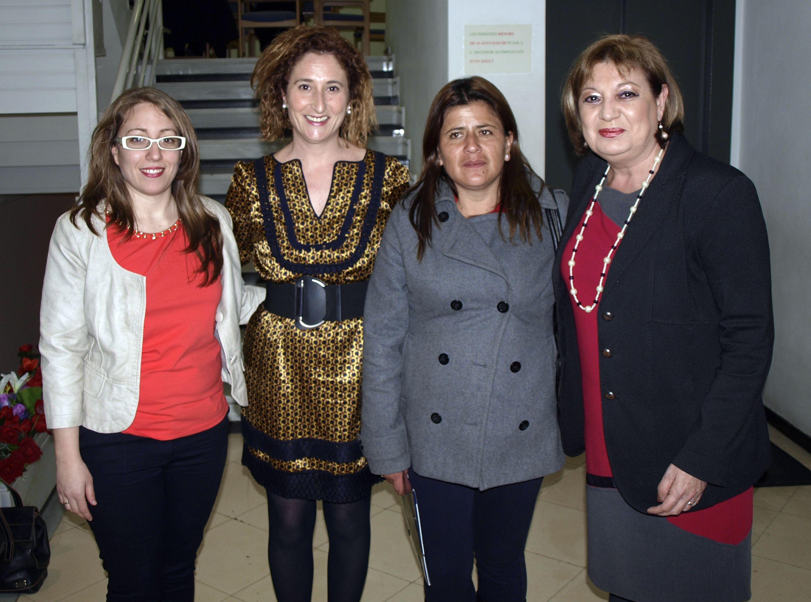 Soledad Ramón: ?queremos conseguir la igualdad de oportunidades para la mujer en todos los ámbitos?. FOTO: EPDA.