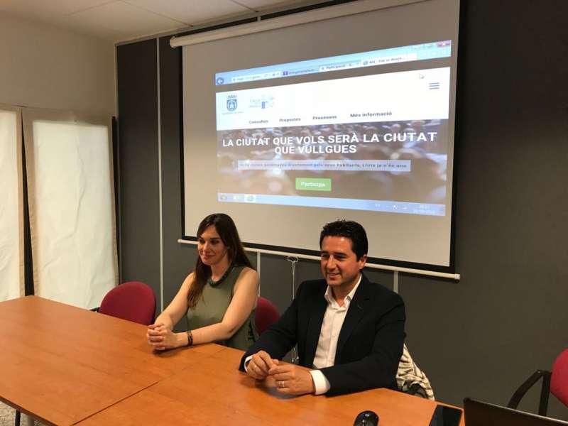 Comienza la fase de votación de los Presupuestos Participativos 2018 del Ayuntamiento de Llíria