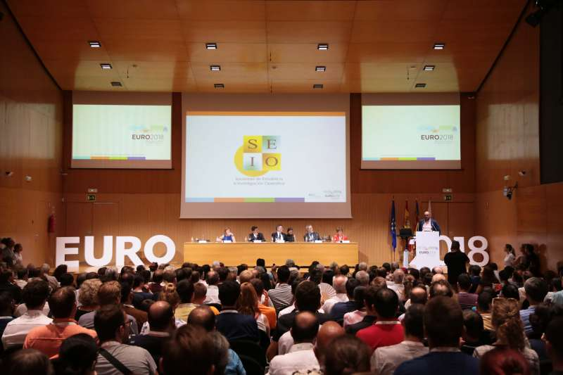 El President de la Generalitat en el Congreso Euro 2018 en la Universitat Politècnica de València. EPDA