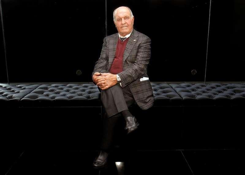 José Luis Seguí. EFE/MORELL