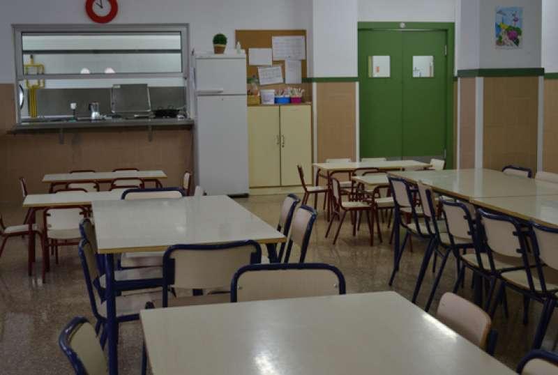 Aulas de centros educativos de Quart de Poblet. EPDA