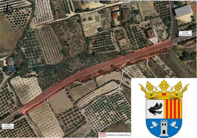 Línea Xàtiva -Alcoi.- EPDA