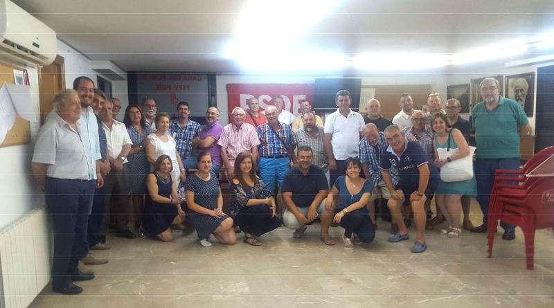 Asamblea del PSPV-PSOE de Catarroja. EPDA