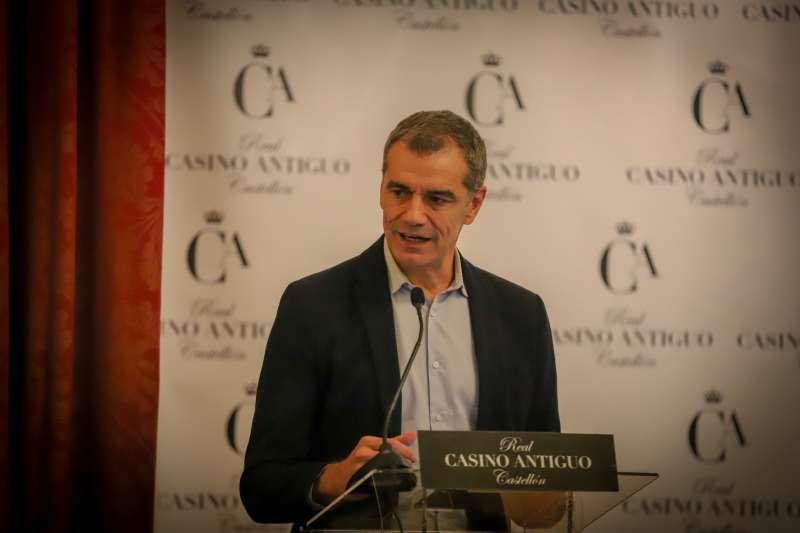 El diputado de Ciudadanos (Cs) en el Congreso de los Diputados por Valencia,ToniCantó