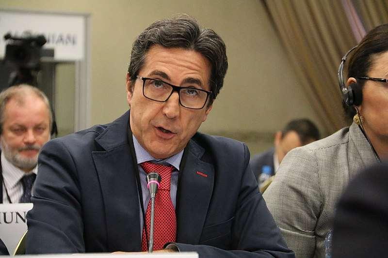 José María Chiquillo. EPDA
