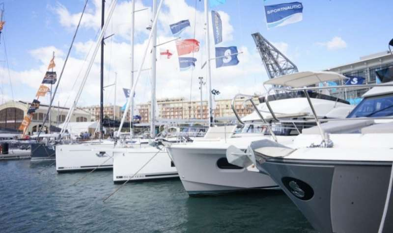 Valencia Boat Show./EPDA
